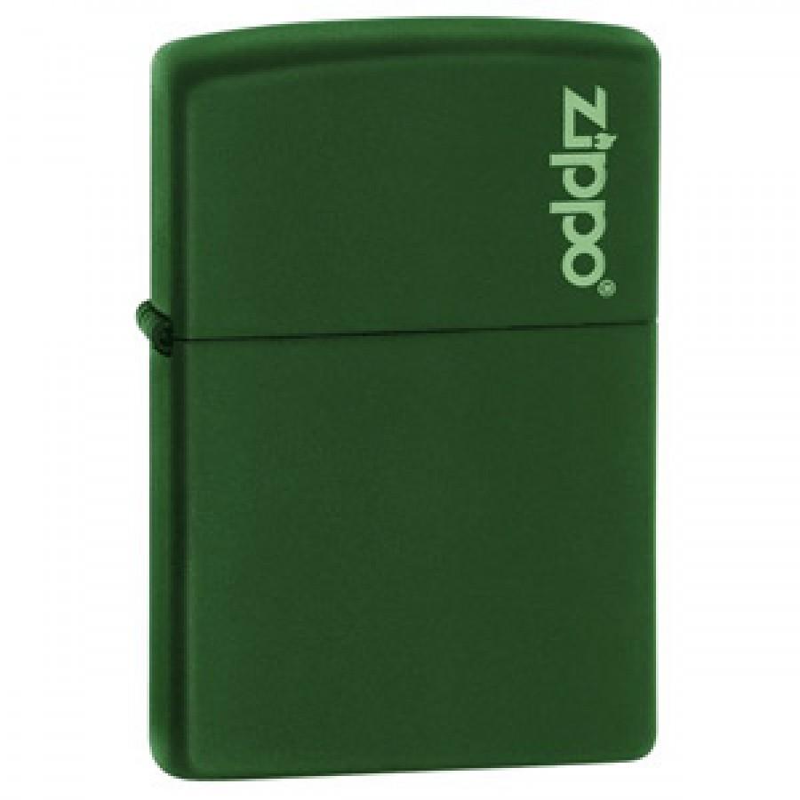 Mattroheline Zippo logoga tulemasin