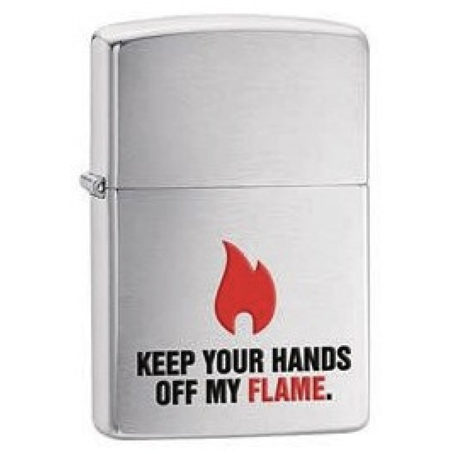 Keep Your Hands Off My Flame, kroomitud tulemasin