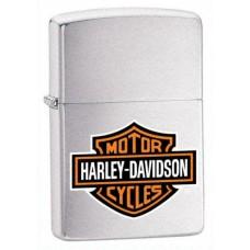 Harley Davidson, harjatud kroom tulemasin