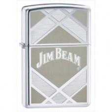 Jim Beam, poleeritud kroom tulemasin