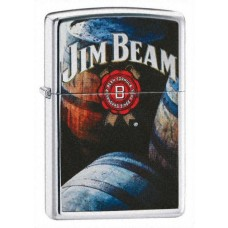 Jim Beam Barrels & Bung Ltd, poleeritud kroom tulemasin