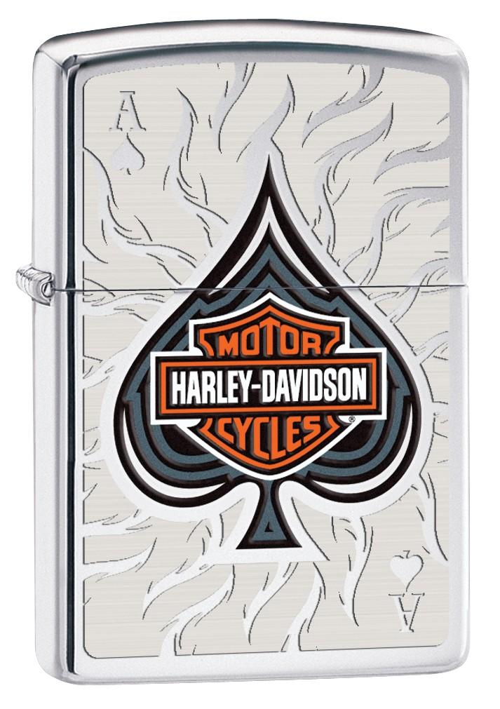 Harley Davidson poleeritud kroom tulemasin